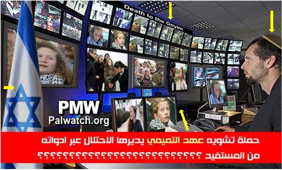 Dämonisierung Israels mit Fälschung