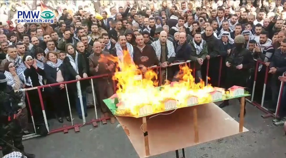 """Fatah promises cruel terror and """"war of the street"""", burning of Jewish towns 
