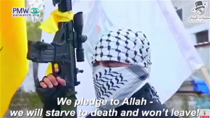 Fatah's New Year resolution: Terror, terror and more terror